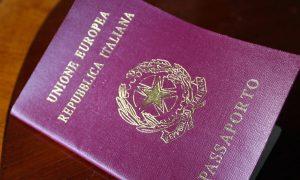 Tramitar la ciudadanía - Pasaporte