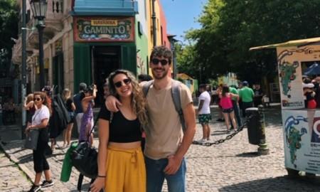 Francesco Urraro - Francesco y su pareja