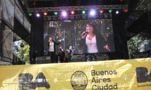 Anna Maria Salvato - Anna Maria Salvato en el Celebra