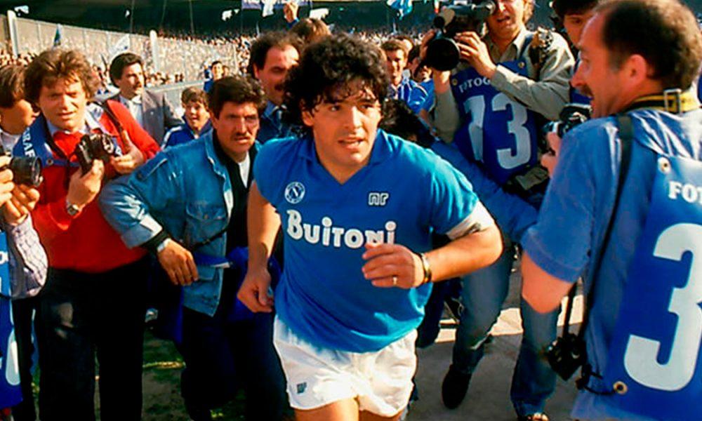Estadio Del Napoli - Maradona