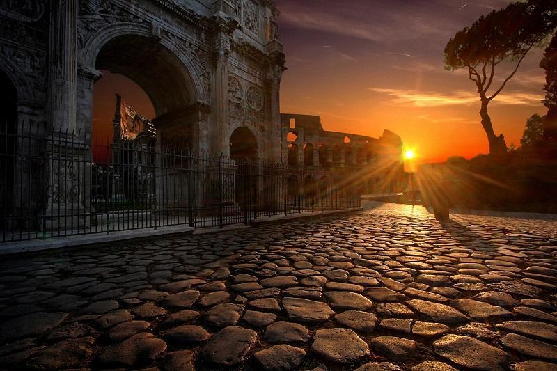 Coliseo - Arco
