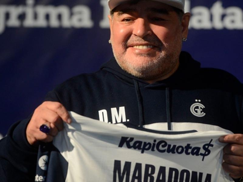 Diego Armando Maradona - Camiseta