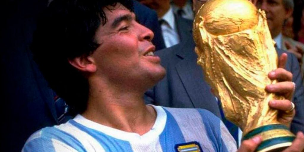 Diego Armando Maradona - Copa