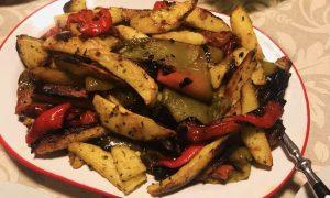 Peperoni E Patate - Portada
