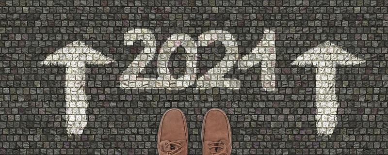 2021 - Inicio Del Año Nuevo.