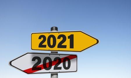 2021 - Llega El 2021.