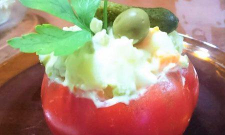 Tomates Rellenos - Tomate