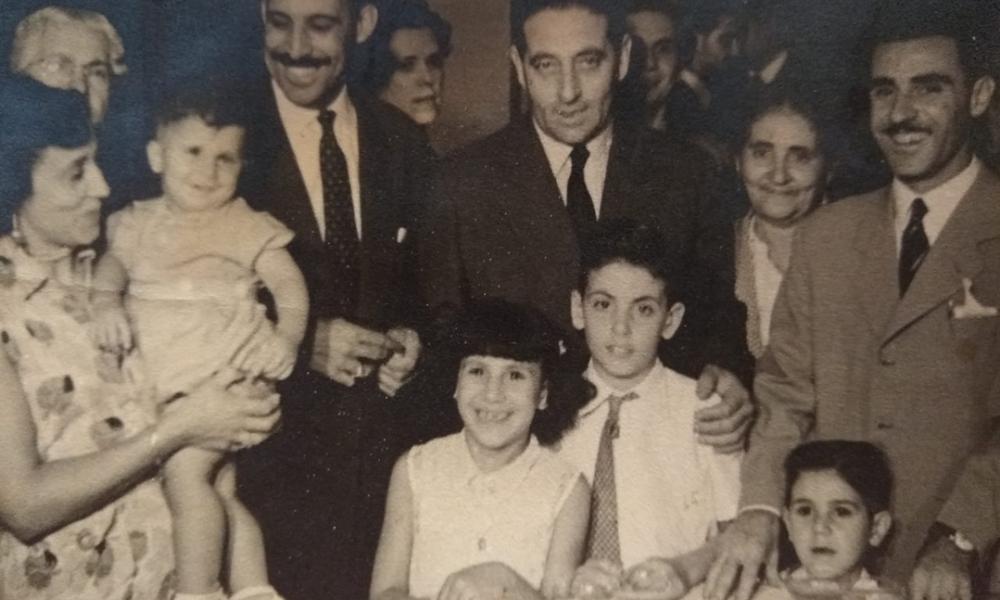 Alberto Cesario - Alberto Cesario Cena Familiar