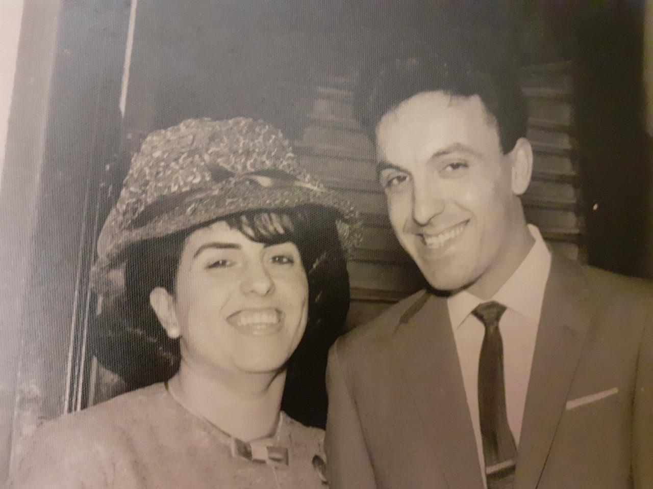 Bruno Castellani - Casamiento De Bruno Castellani Y Lidia Ferraro