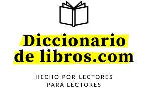Diccionario de libros - Publicidad Portada