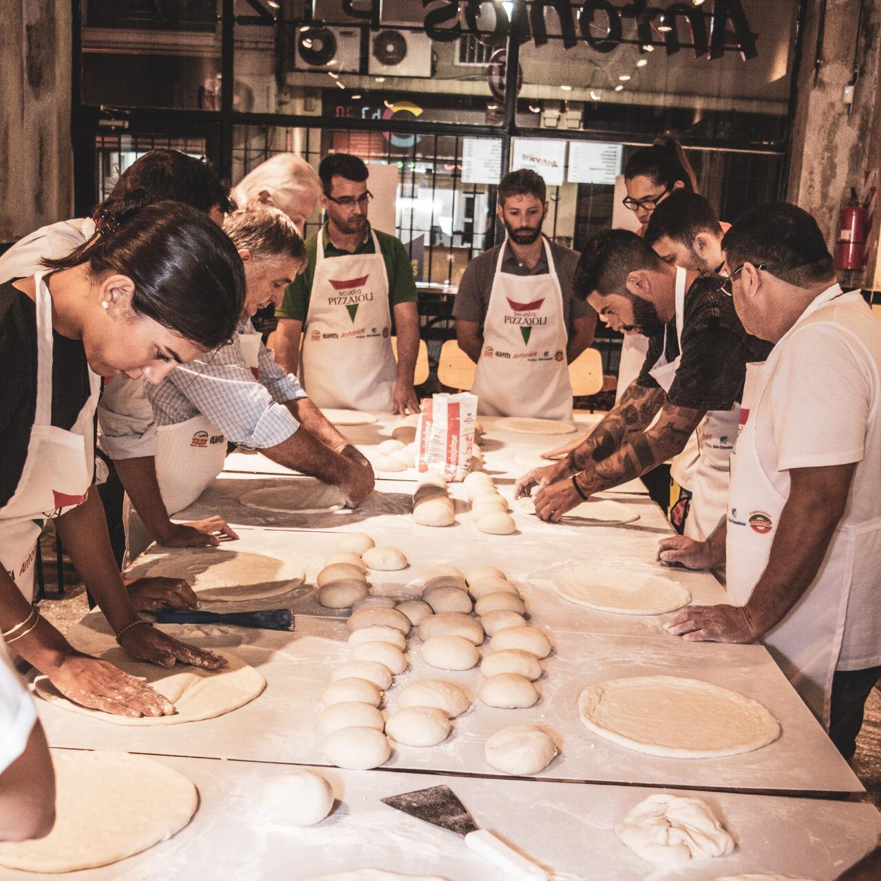 Scuola Pizzaioli - Clases De Cocina
