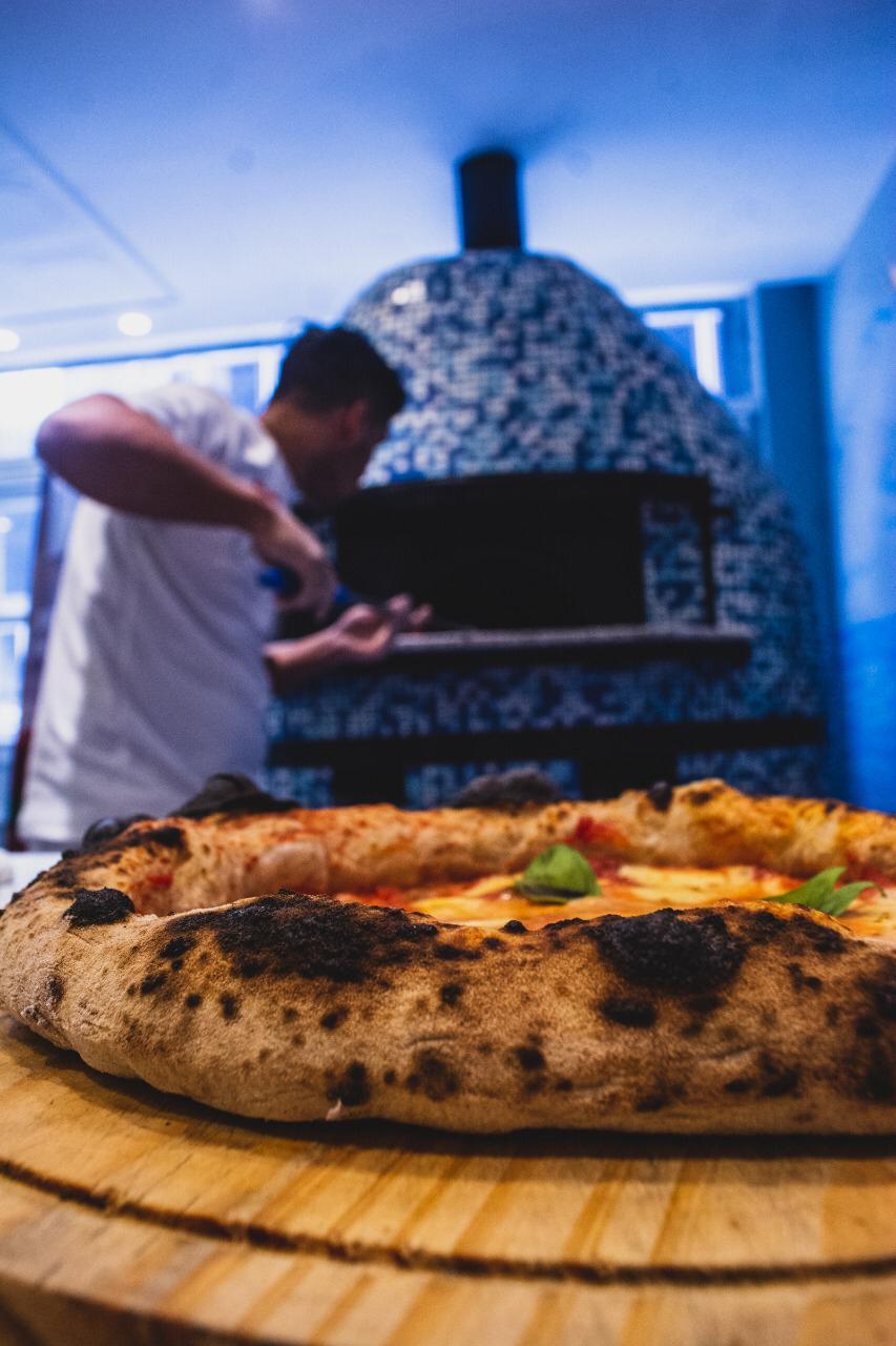 Scuola Pizzaioli - Pizza Y Horno