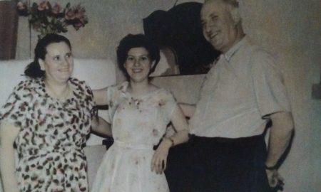 Giuseppe Gandolfo - familia
