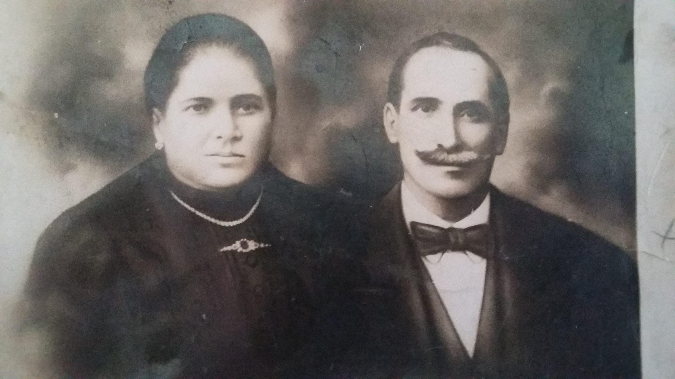 Alfredo Carozza- Agostino Carozza Y Antonia Caruso
