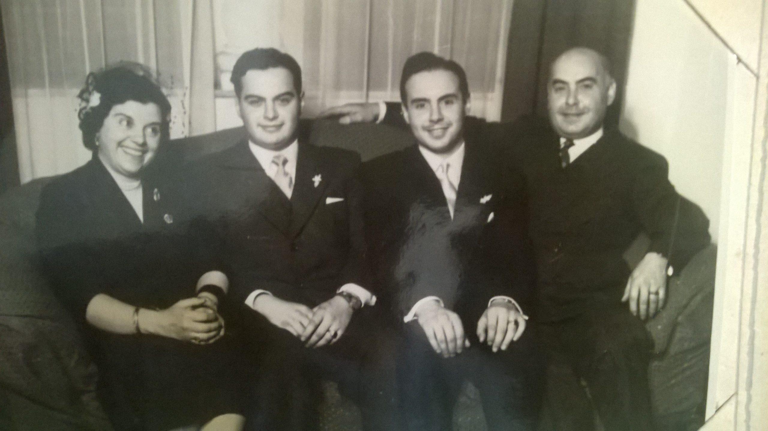 Alfredo Carozza - Alfredo Carozza Y Su Familia