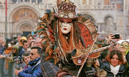 Carnavales - Carnaval De Venecia Portada