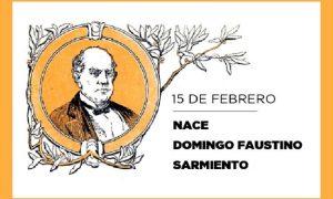 Sarmiento - Nacimiento Sarmiento