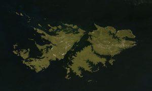Malvinas Mapa