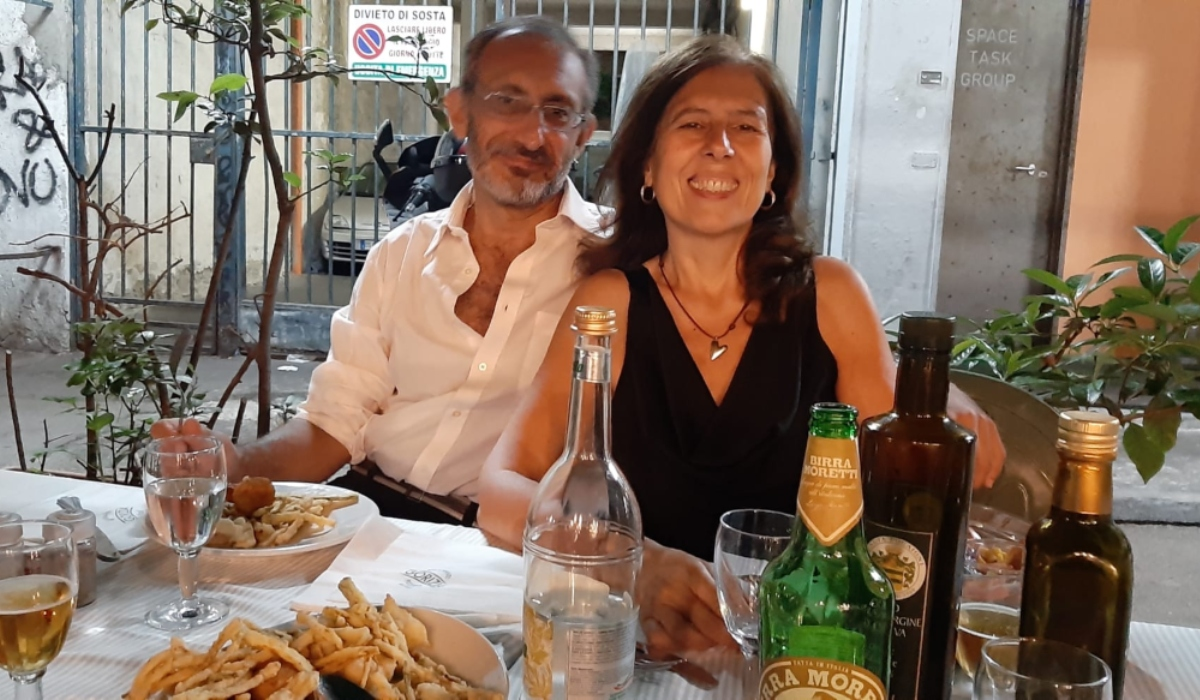 Maria Rocco - Maria Con Su Marido