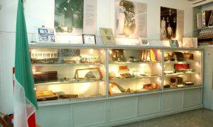 Museo Anconetani - Vitrina Entrada