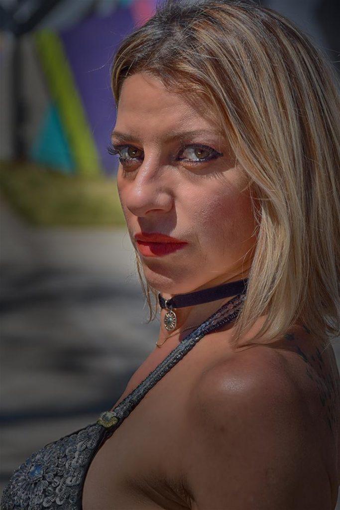 Daniela Camponovo retrato