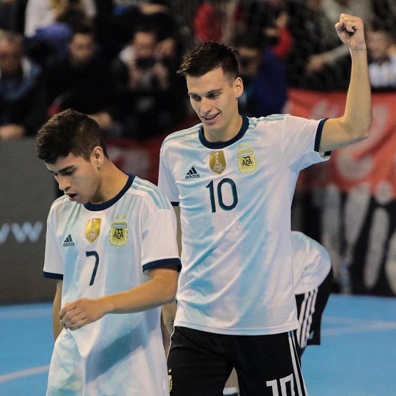Andres - Seleccion Argentina