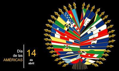 Día de las Américas - Logo