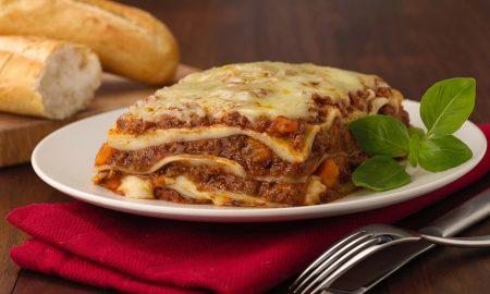 Lasagna - Plato