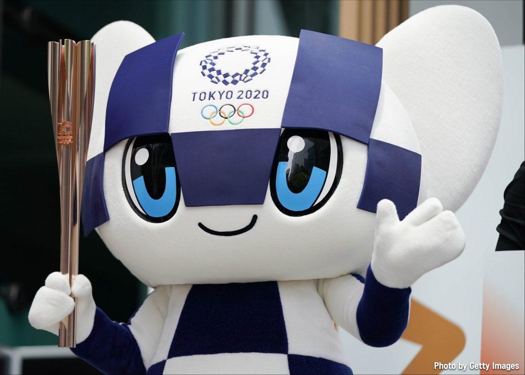 Tokio 2020 Mascota