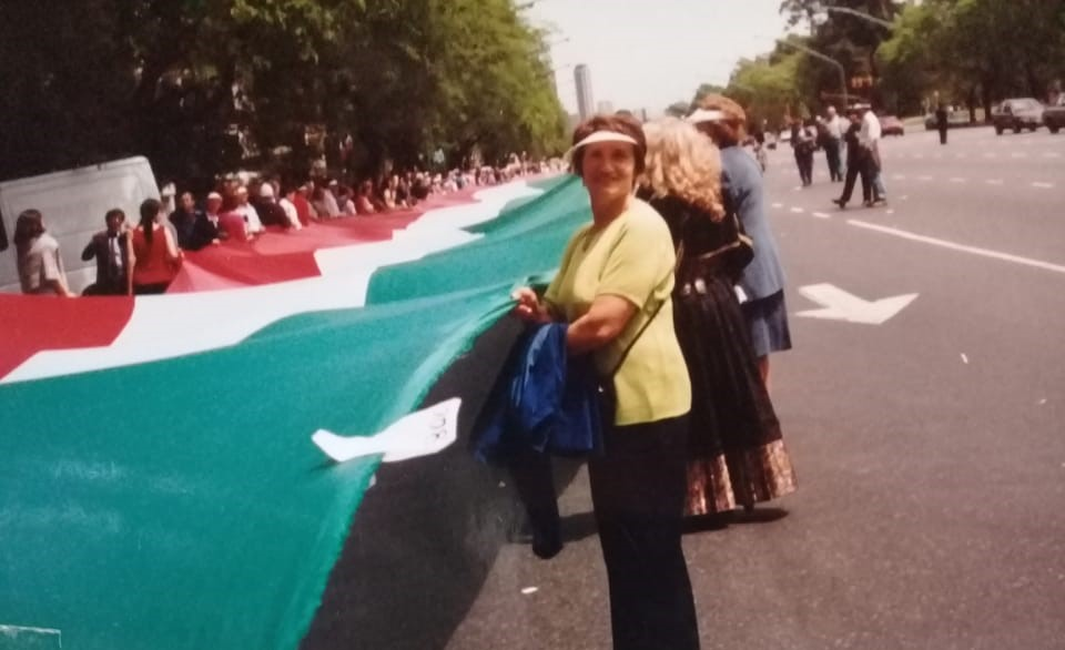 Raffaelina - Bandera
