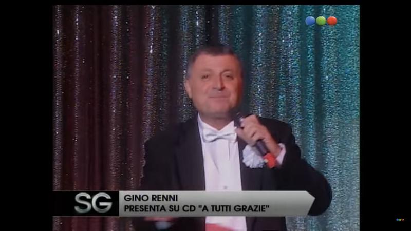 Renni - Gino En Lo De Susana.