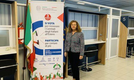 Laura Marini - En El Consulado De Moron.