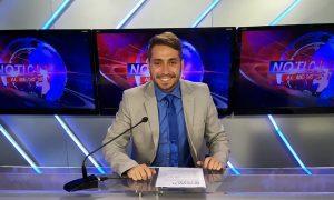 Mattia Panza - Estudio tv