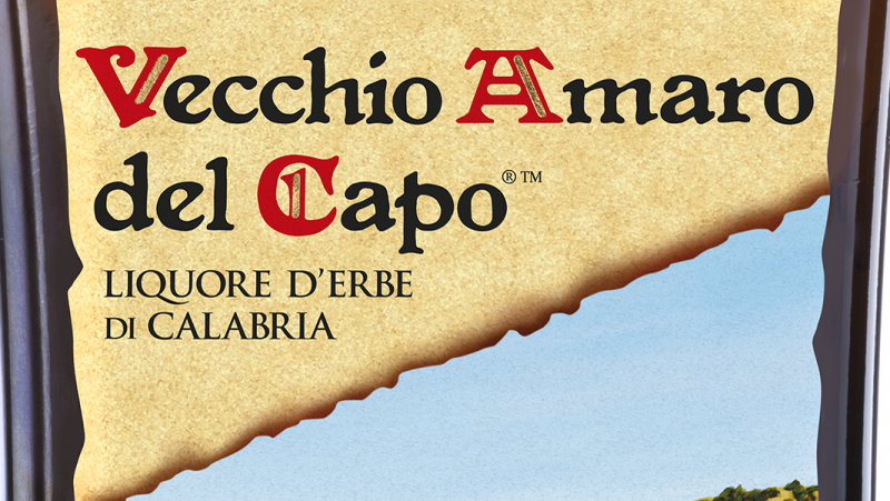 Vecchio Amaro Botella