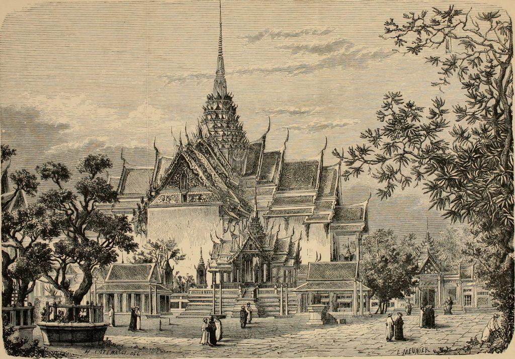 Bangkok ai tempi di Stefano Cardu