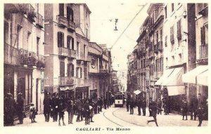 Via Manno, Cagliari
