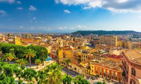 Storia Di Cagliari