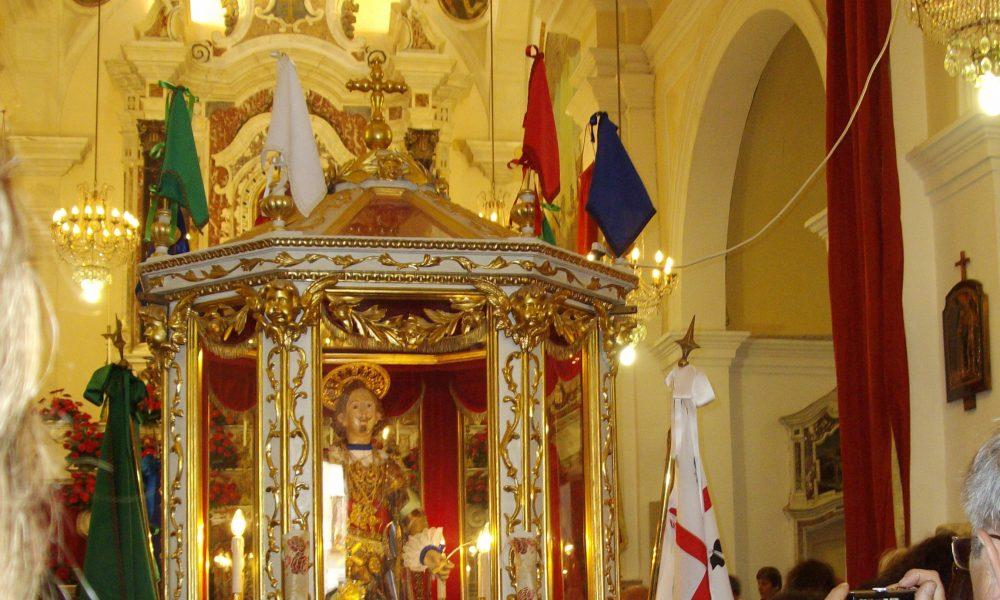 La vestizione di Sant'Efisio