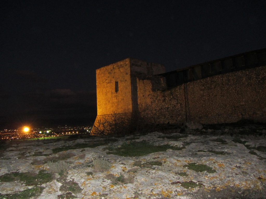 castello di san michele e violante carroz
