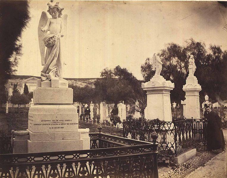 Cimitero Bonaria1