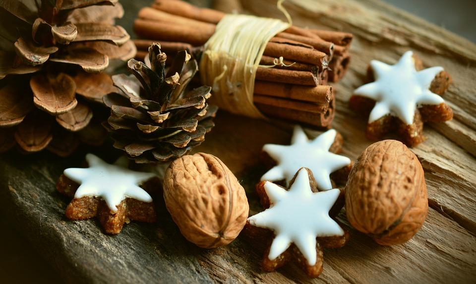 decorazioni tipiche natalizie anche all'interno de il dono di natale