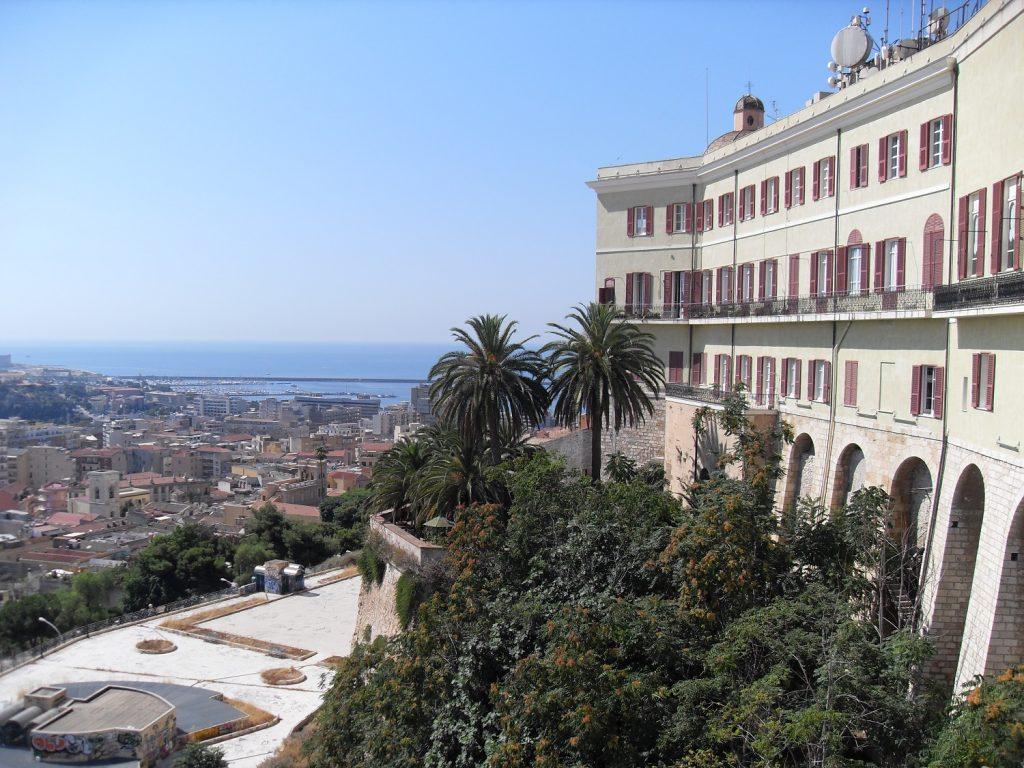 particolare esterno di Palazzo Regio