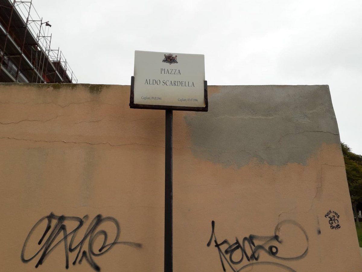 Piazza Aldo Scardella