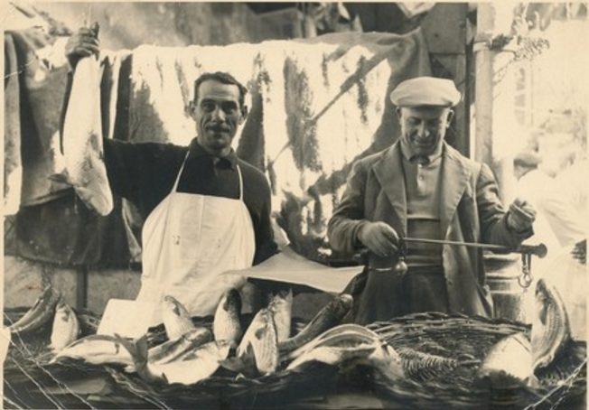 Immagine del mercato vecchio