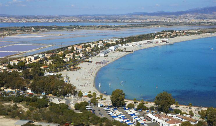 poetto (foto di Sardegna Turismo)