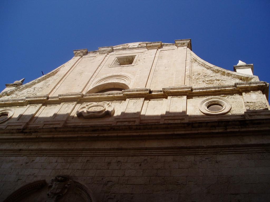 Facciata della Basilica di Santa Croce