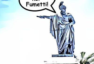Cagliari nei fumetti
