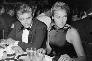 James Dean e Anna Maria Pierangeli (Fonte Cinecum)