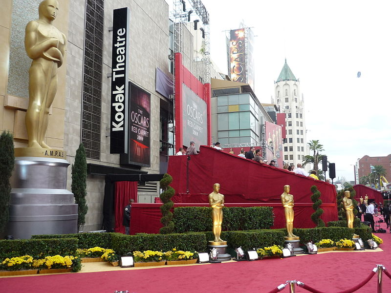 Red Carpet At 81st Academy Awards In Kodak Theatre (fonte Wikipedia)