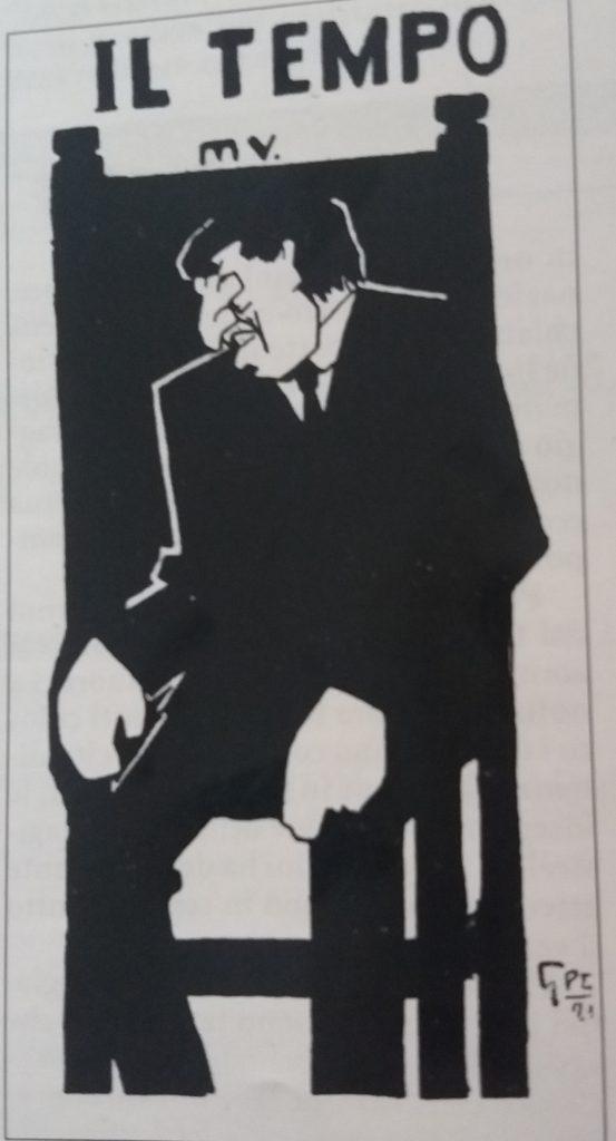 Vinelli Caricatura